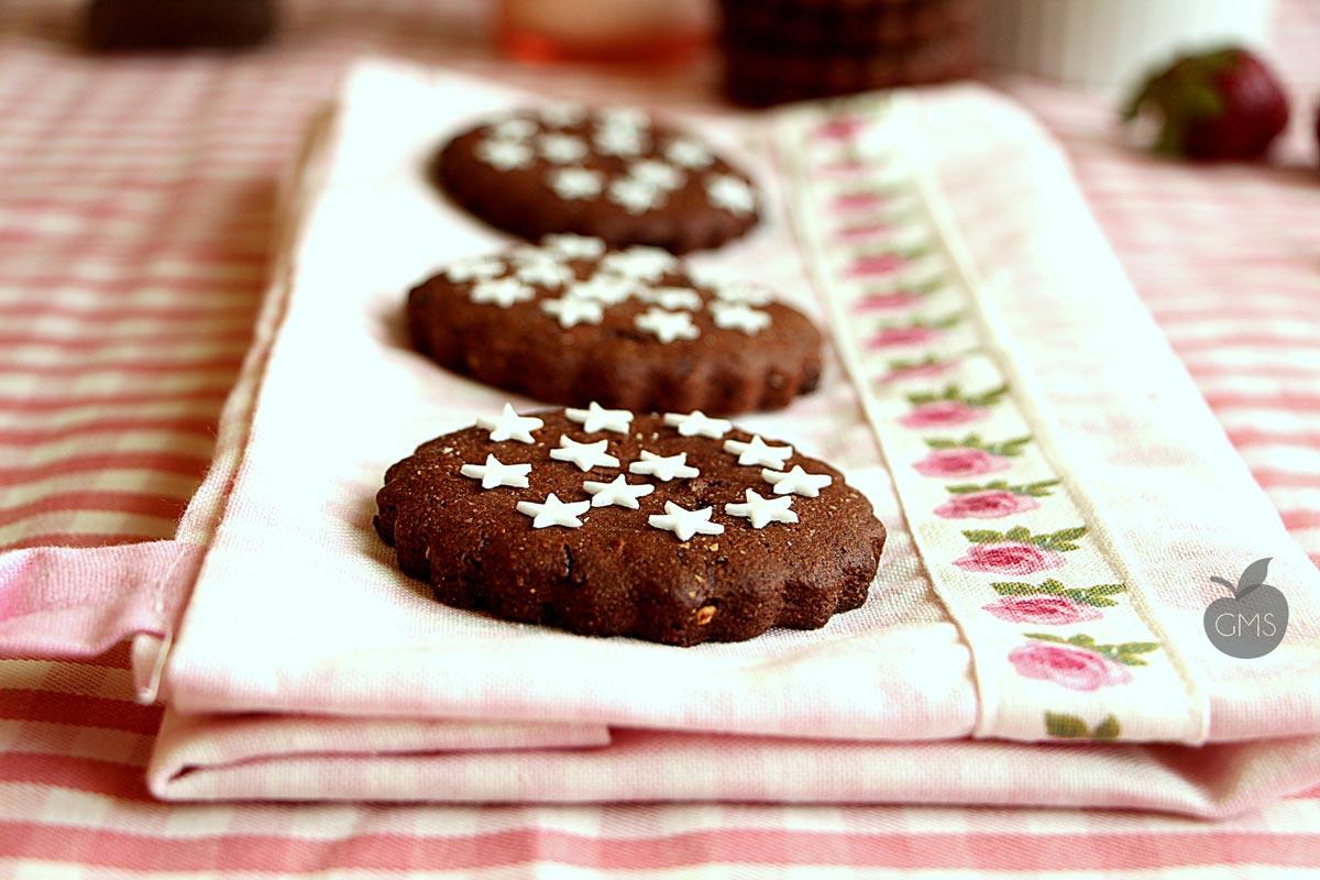 Ricetta dolce biscotti pan di stelle