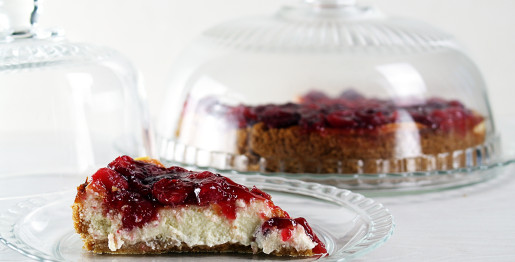 farro-cheesecake-ciliegie
